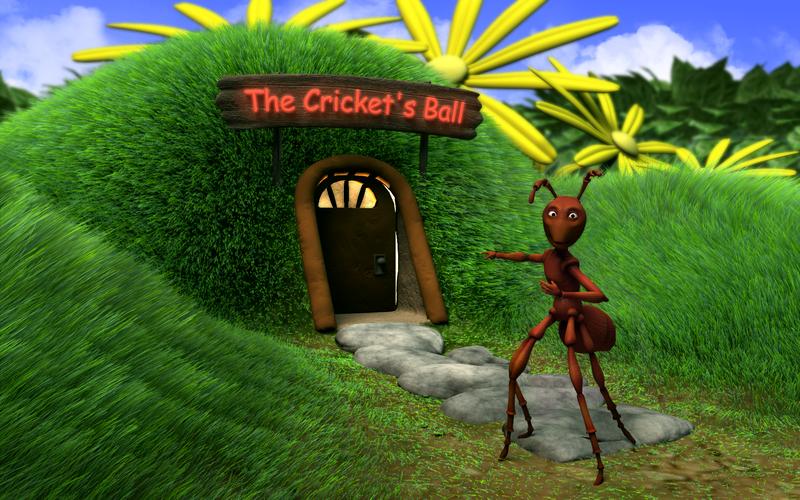 The Cricket's Ball