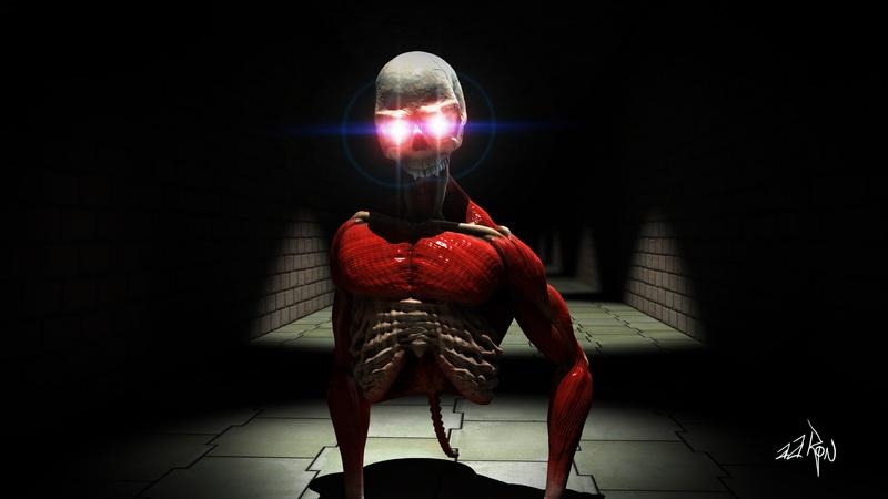 Undead torso